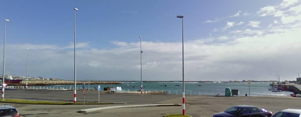 Puerto de Aguiño