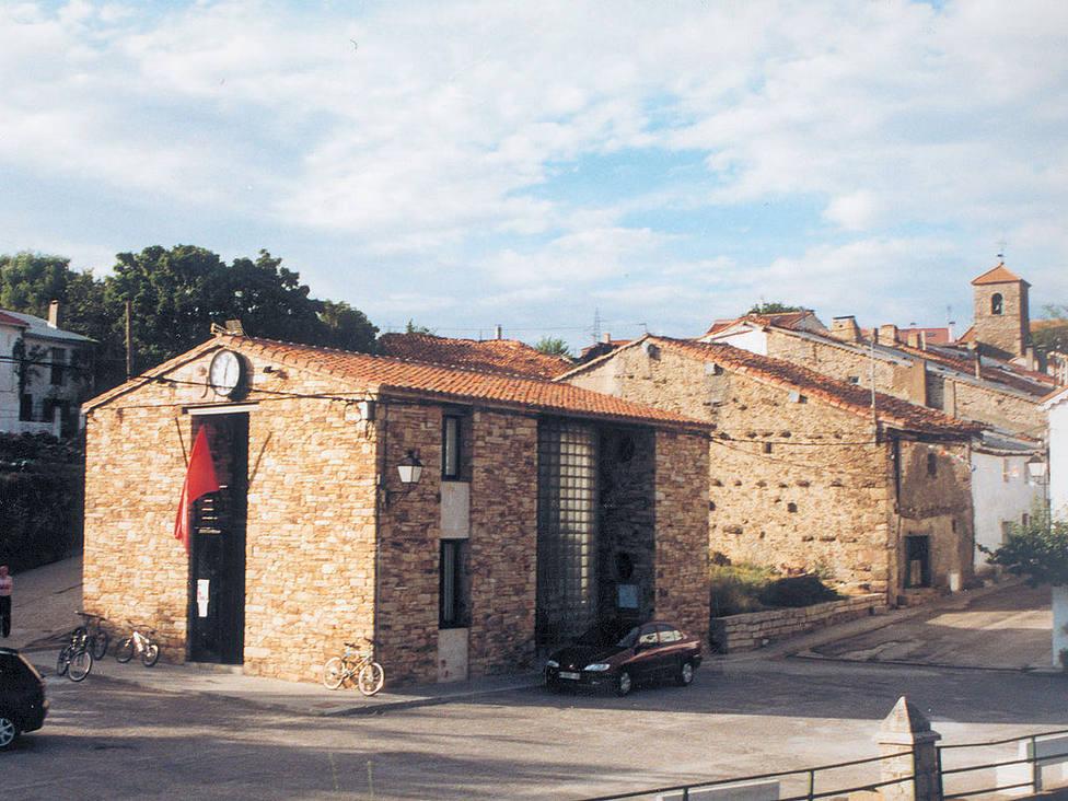 Robregordo, el pueblo con menos habitantes de la Comunidad de Madrid