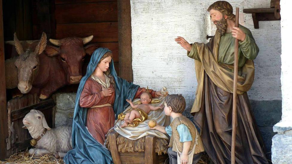 Esta Navidad vuelve el Belén en la Puerta de Alcalá