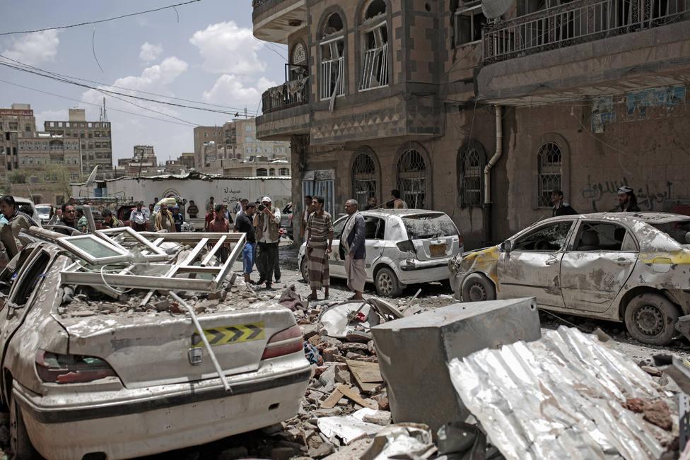 Cerca de 330 niños han muerto durante el último año de conflicto en Yemen, según Oxfam