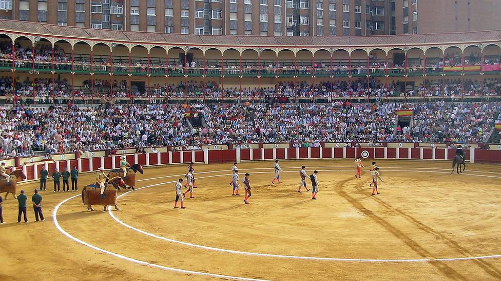 La plaza de toros de Valladolid celebrará a comienzos de septiembre su feria taurina
