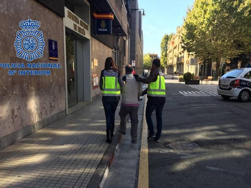 Detienen en Cizur (Navarra) a un fugitivo buscado por las autoridades ecuatorianas por una agresión sexual