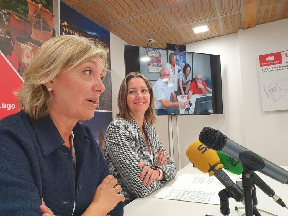 Comienza recogida de huellas dactilares para el control horario en el Ayuntamiento de Lugo