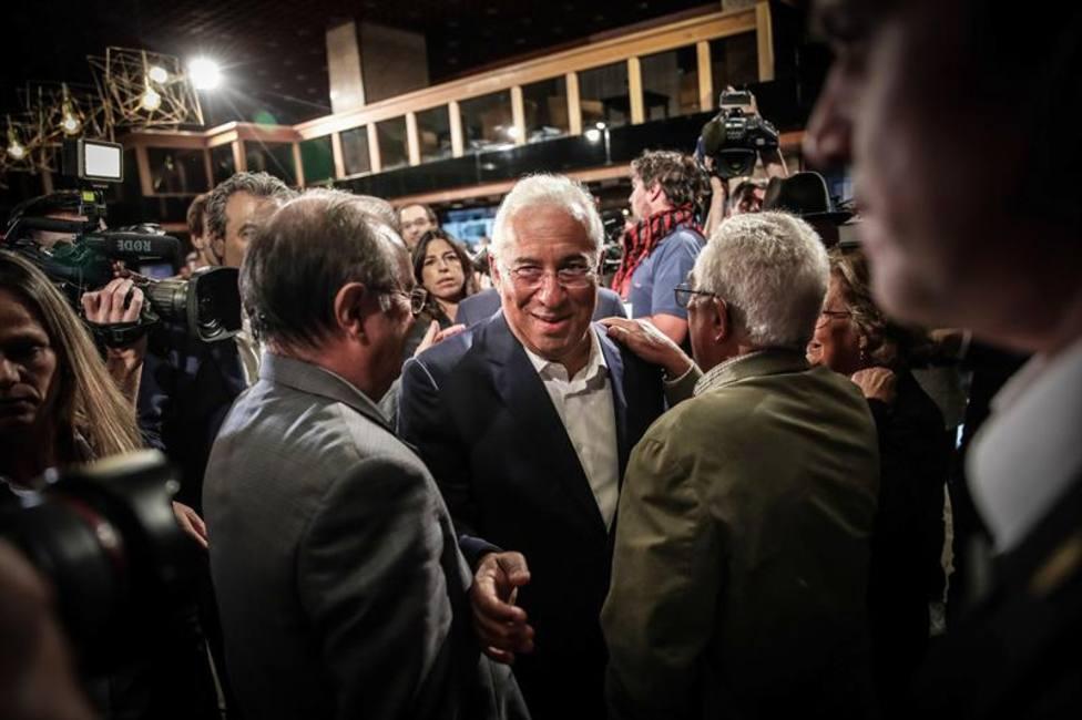 El Partido Socialista de Antonio Costa gana las elecciones en Portugal sin lograr la mayoría absoluta