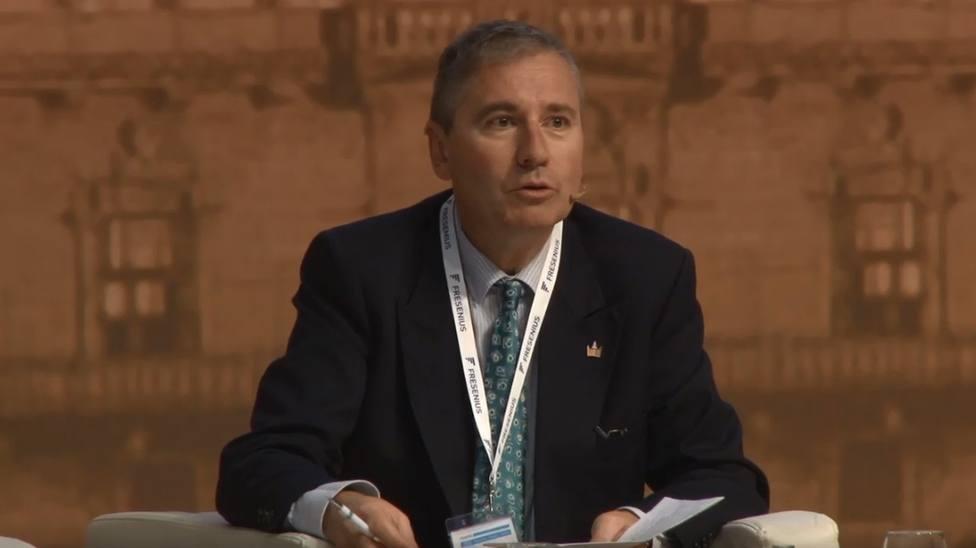 Cesado el gerente del Servicio Andaluz de Salud, Miguel Moreno Verdugo, que dirigirá el Hospital Regional de Málaga