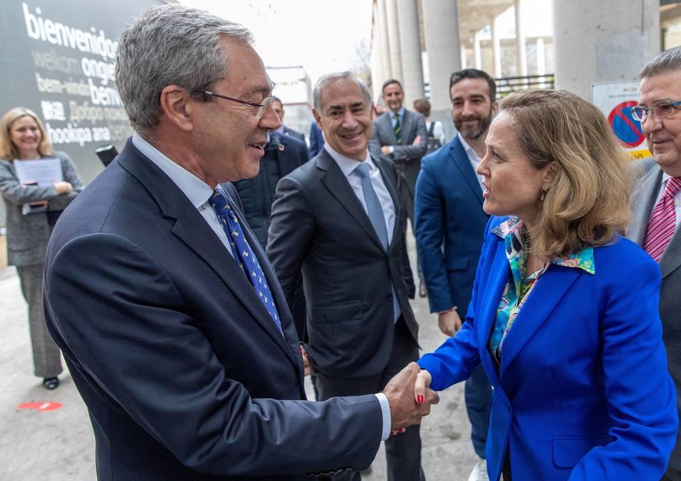 Calviño confía en sellar un pacto con ERC y avisa: No hay tiempo que perder