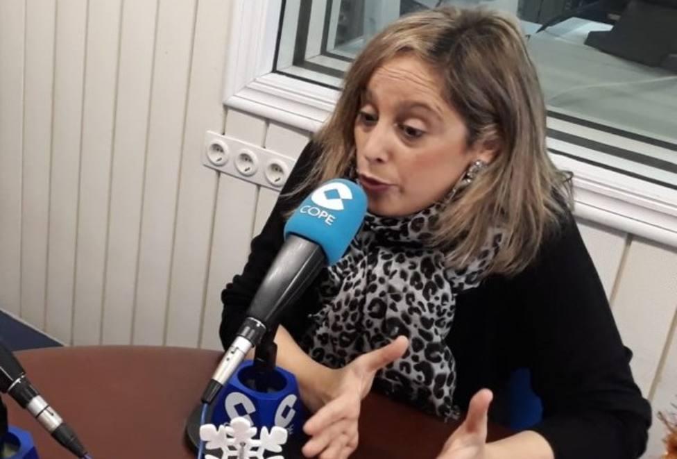 María Loureiro, alcaldesa de Viveiro