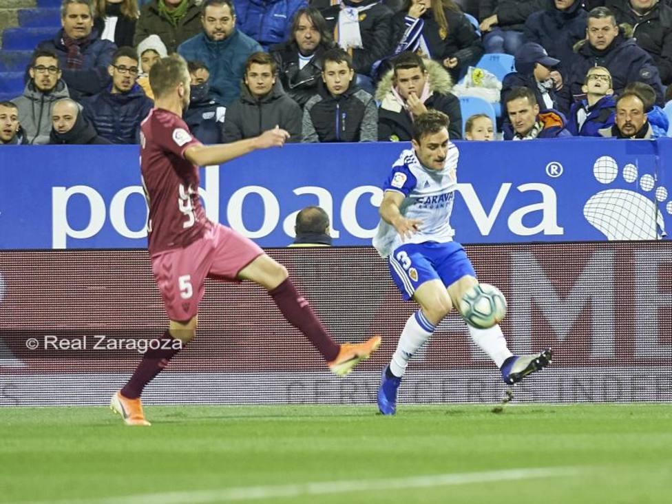 Lasure contra el Albacete