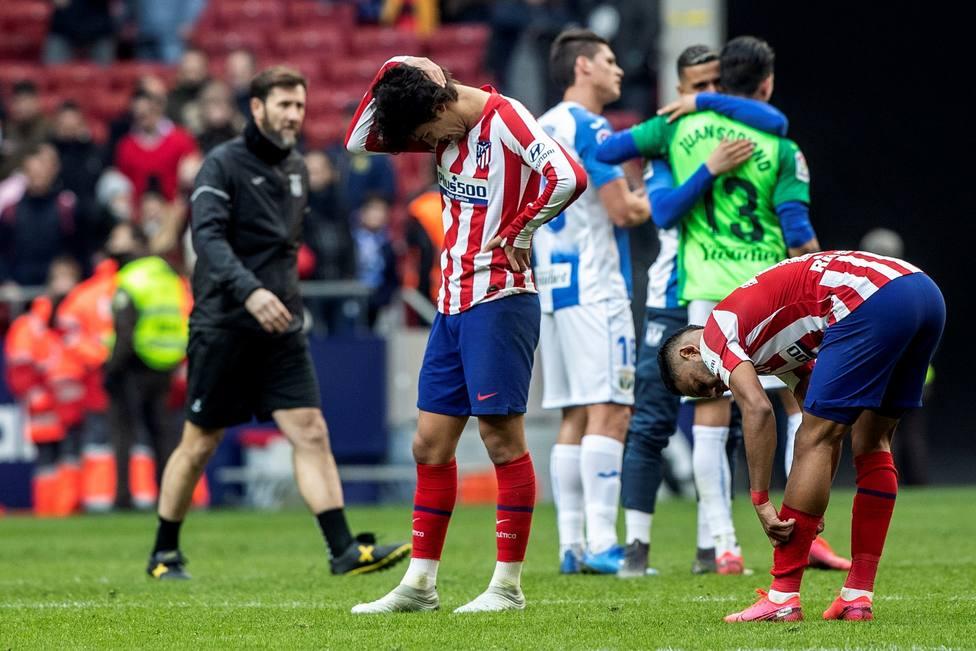 Atlético - Leganés