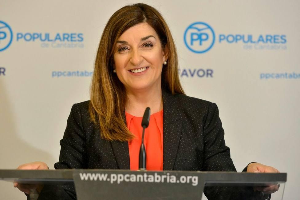 María José Sáenz De Buruaga:  El Gobierno está llevando a Cantabria directa a la intervención
