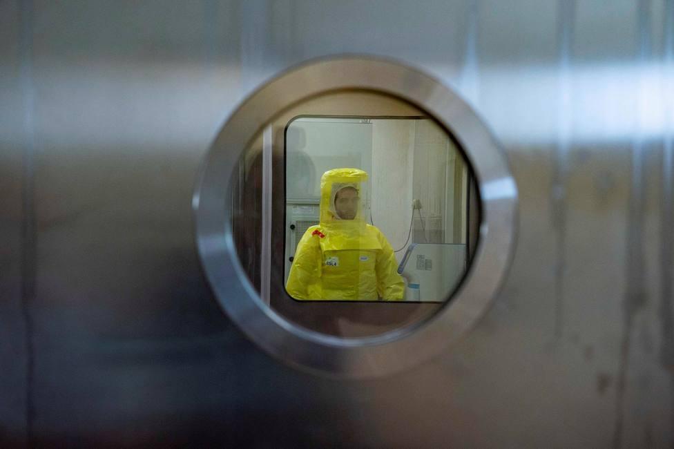 El paciente italiano con coronavirus presenta un buen estado de salud