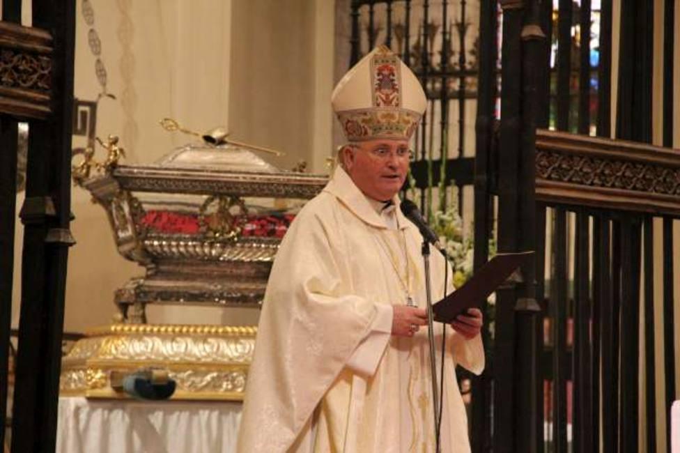 Mons. José Manuel Lorca Planes, miembro del Consejo Episcopal de Economía