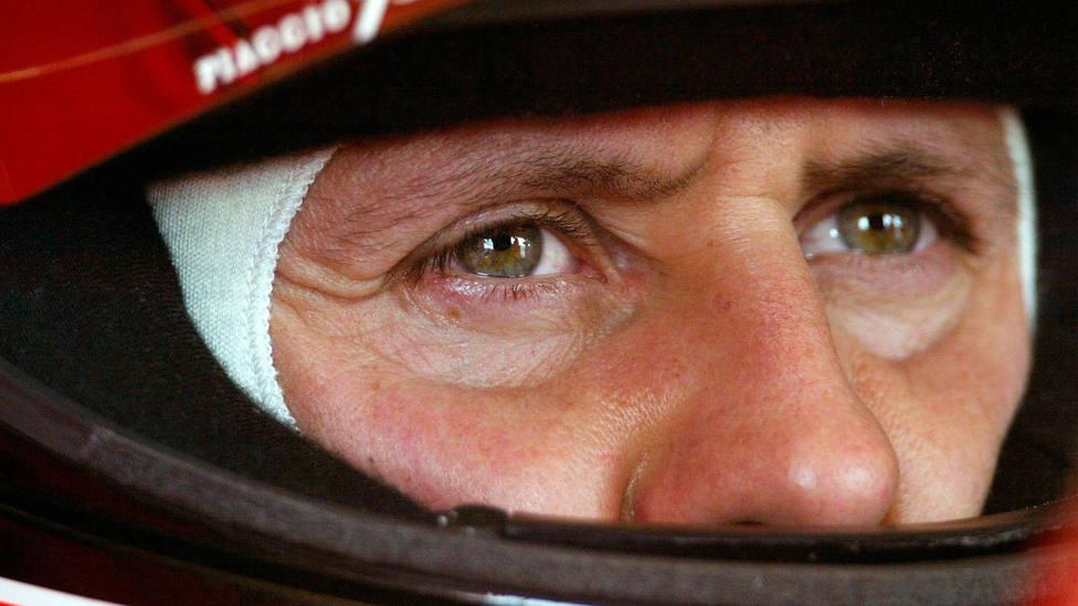 Michael Schumacher, a bordo de un monoplaza Ferrari. CORDONPRESS