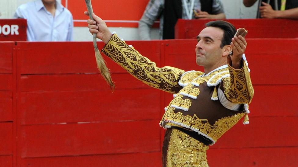 Enrique Ponce ha saldado con un triunfo su encerrona en Navas de San Juan