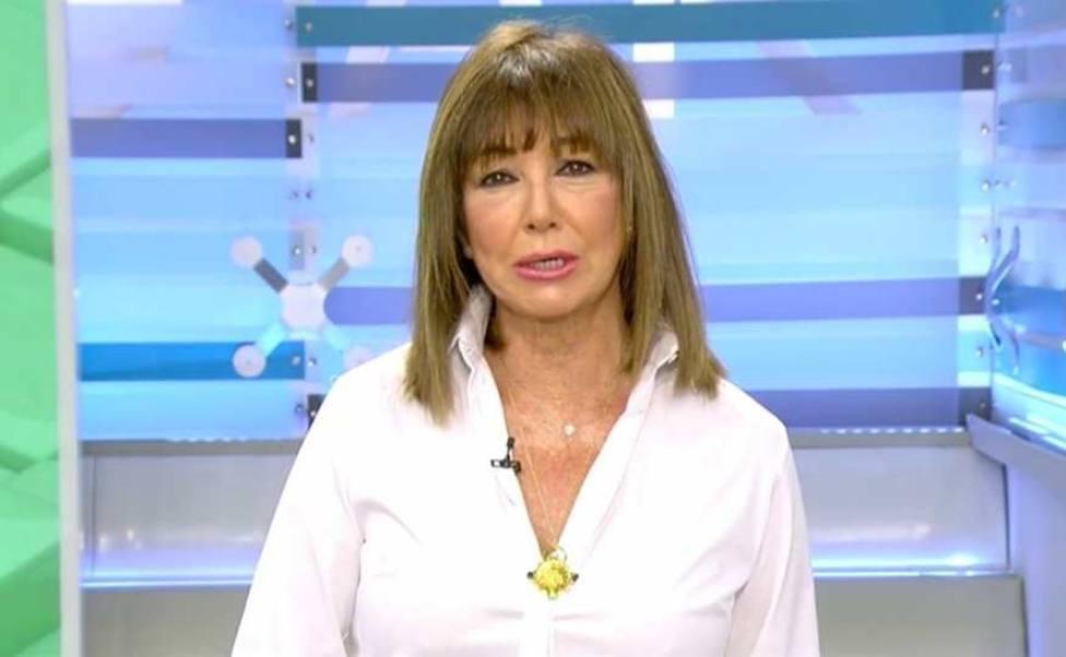 Ana Rosa regresa a la televisión con cambio de look y atizando a Sánchez: Suspenso general