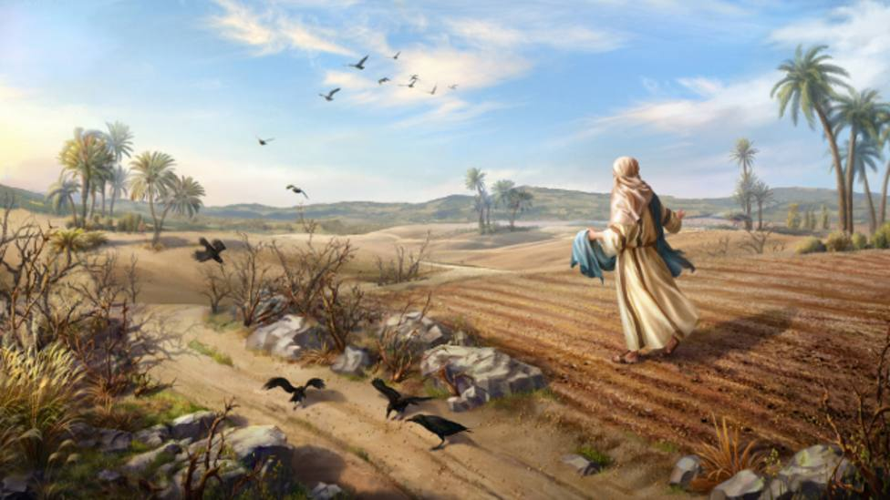 """""""A vosotros se os ha concedido conocer los secretos del reino de Dios"""""""