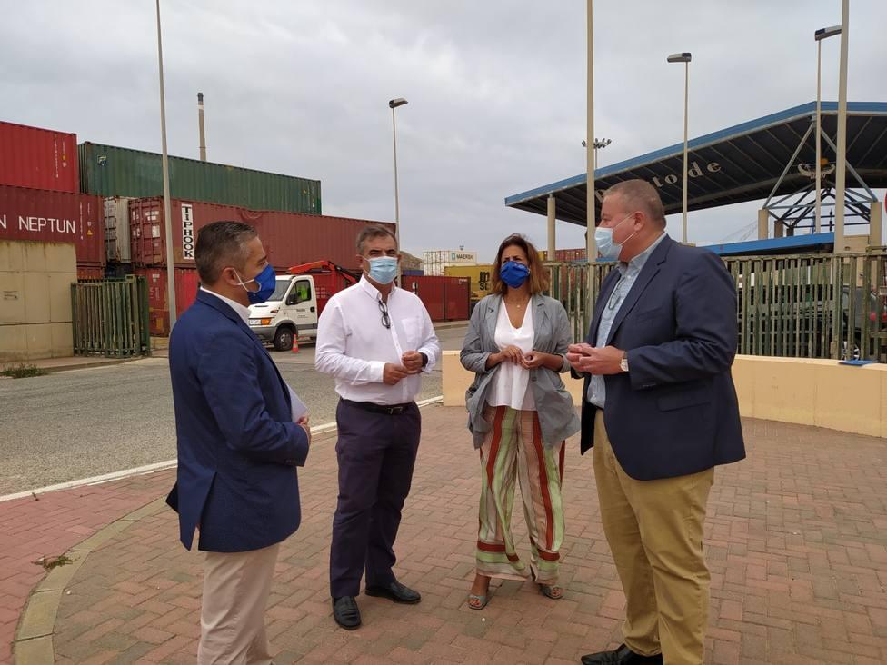 El PP pide a Europa la unificación de criterios en los controles portuarios de importación de cítricos