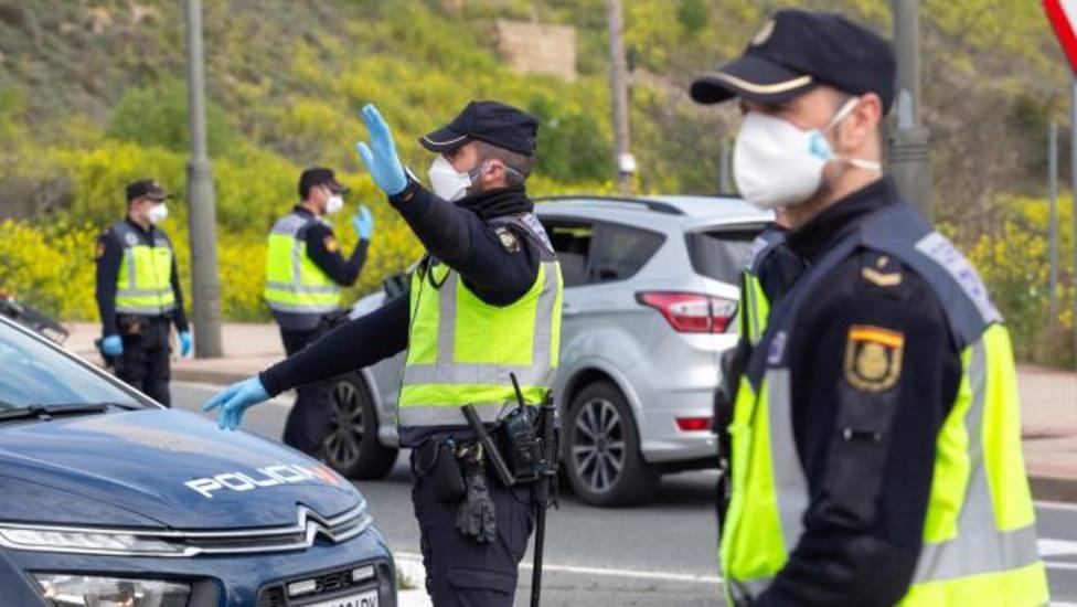El prófugo se encontraba oculto en el sur de Tenerife