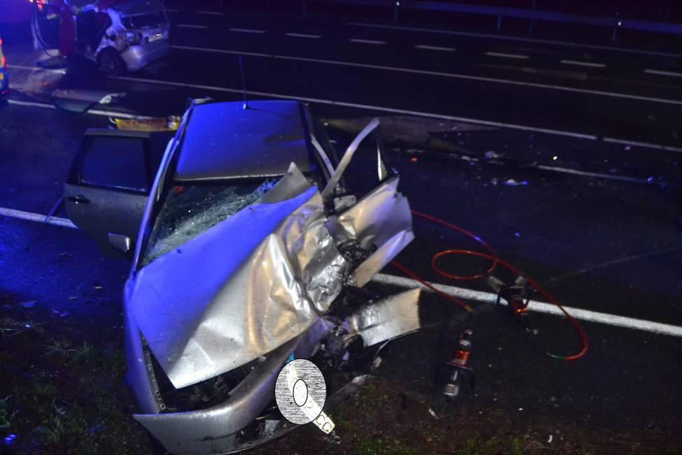 Investigado el conductor que se dio a la fuga en el accidente Marrozos y se entregó al día siguiente