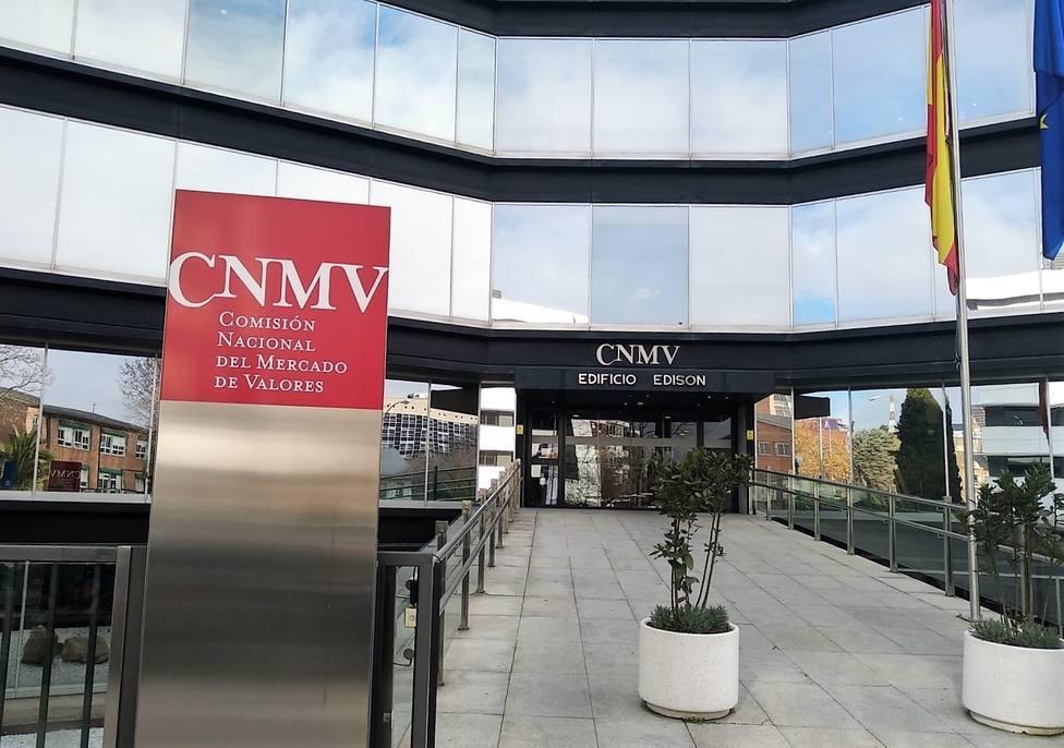 La CNMV constata un descenso del estrés de los mercados financieros en el tercer trimestre