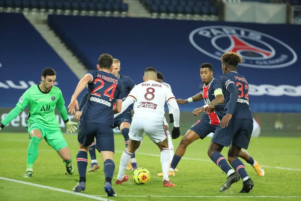 PSG - Girondins
