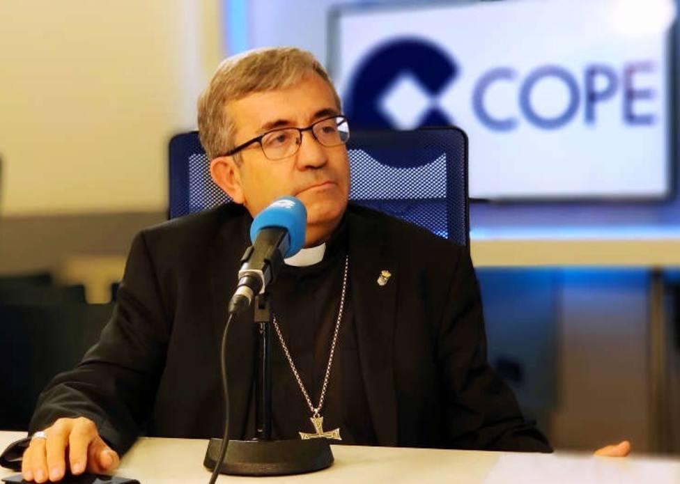 Luis Argüello, obispo auxiliar de Valladolid