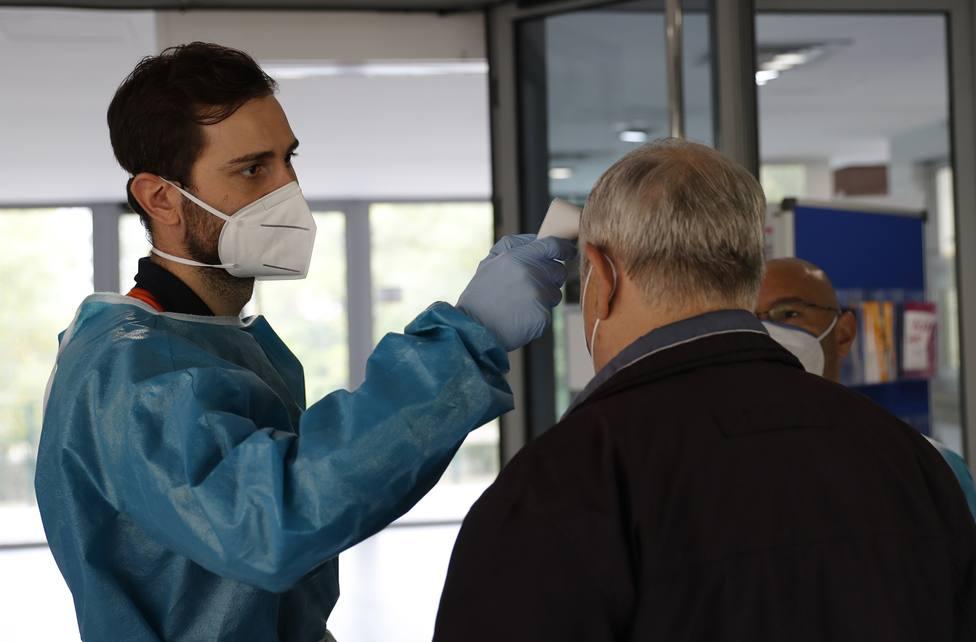 Madrid notifica 5.319 nuevos contagios y 41 fallecimientos en las últimas 24 horas