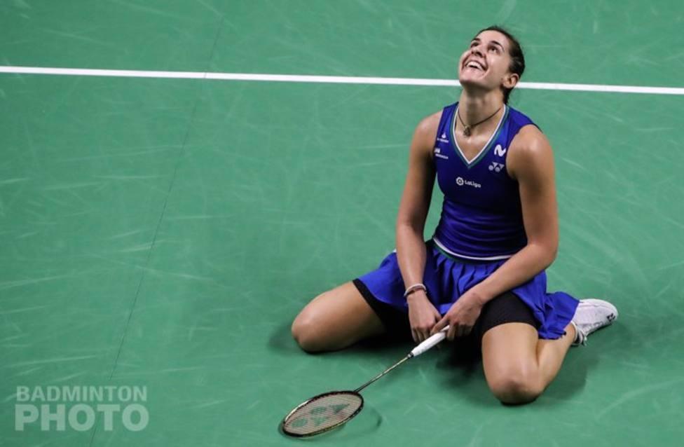 Carolina Marín conquista su segundo título del año en Tailandia