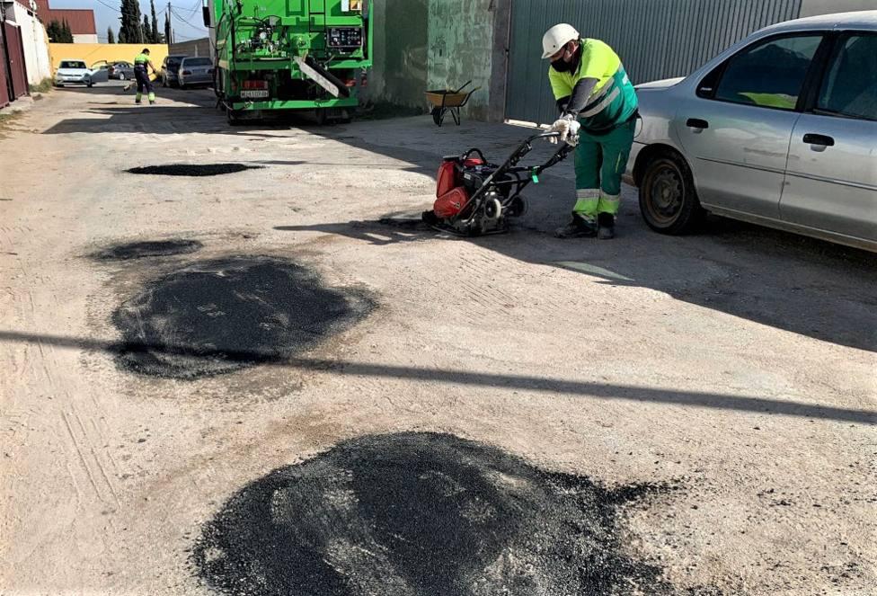 Destinan más de 1,8 millones de euros para mantenimiento de caminos municipales