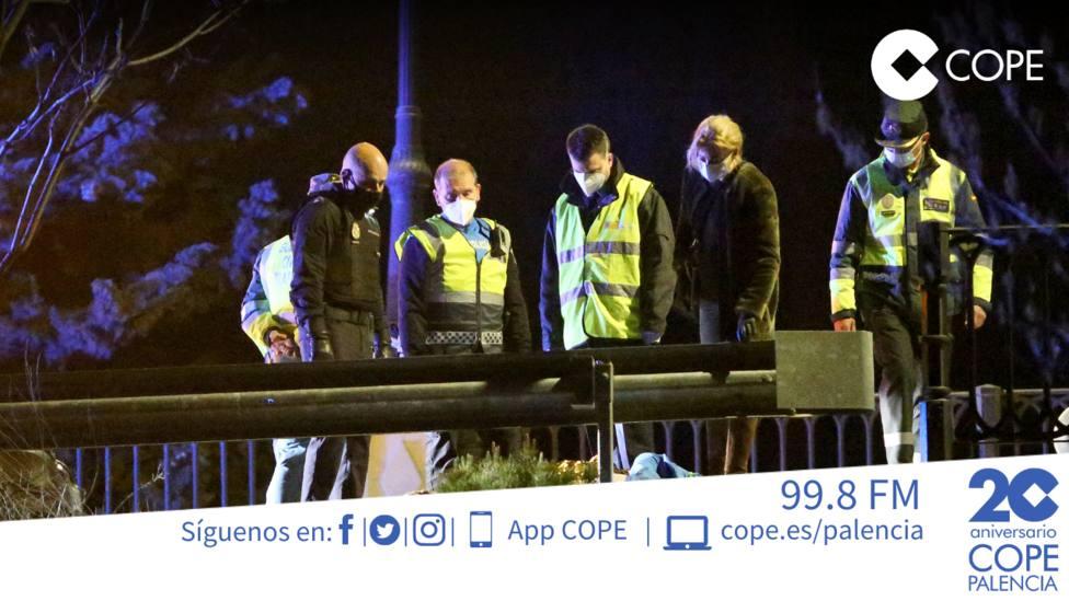 mortal. Un peatón y un motorista fallecidos en la Avenida Viñalta de Palencia