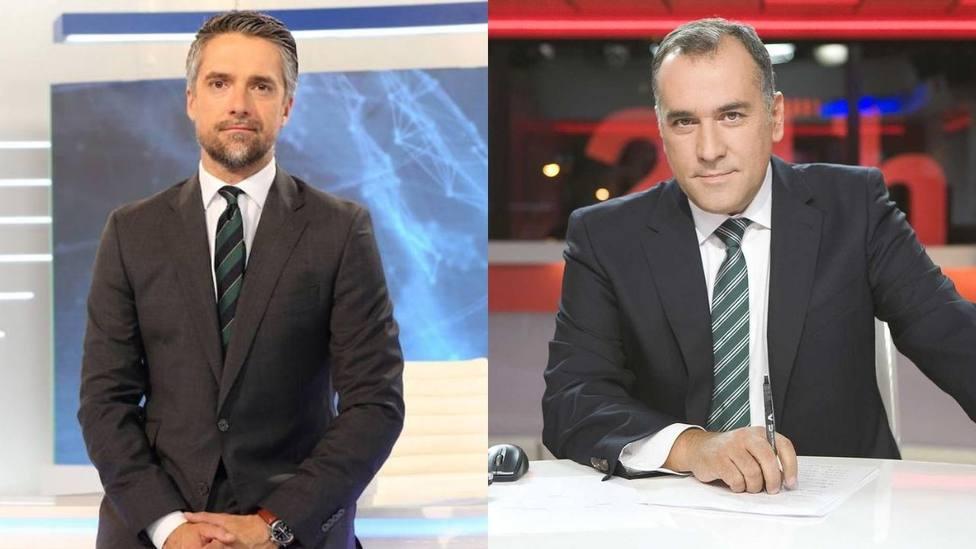 Desde Xabier Fortes a Carlos Franganillo: los periodistas de TVE vuelven a decir adiós a otro compañero