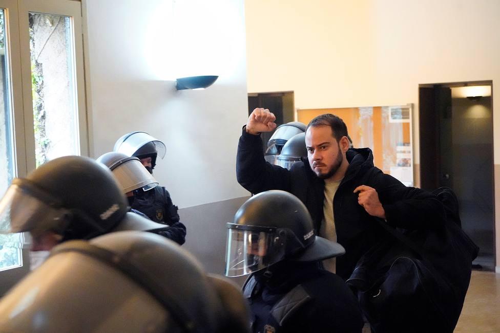 La cárcel de Lleida propone el segundo grado para el Hasel dos meses después de ingresar en prisión