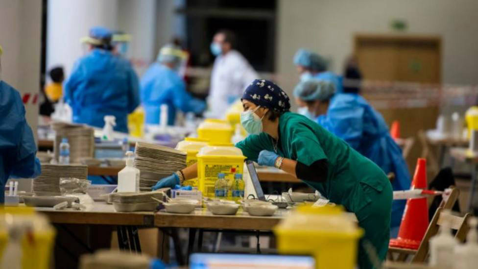 13.000 personas de 70 a 79 años serán vacunados con Phizer en Riojafórum