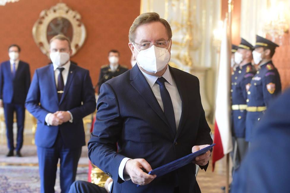 El Gobierno checo expulsa a 18 empleados de la embajada rusa