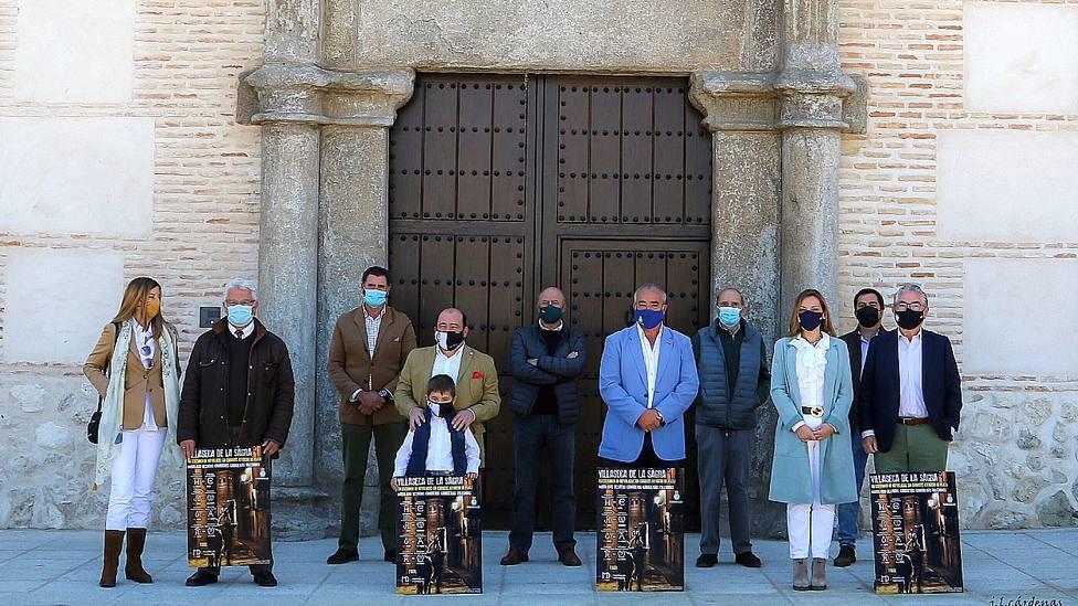Villaseca de la Sagra sorteó este sábado los puestos para el VII Alfarero de Plata