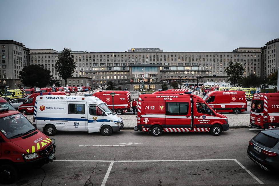 Del colapso a superar la tercera ola: así ha afrontado Portugal los momentos más duros de la pandemia