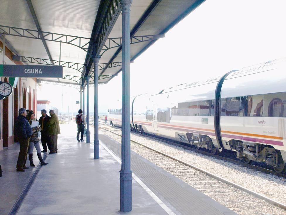 Sevilla.- La Junta autoriza el convenio de cesión demanial de la variante ferroviaria de Aguadulce para su activación