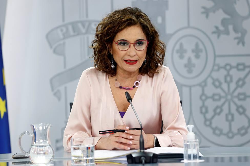 María Jesús Montero, sobre los indultos: La justicia ya ha hablado, ahora es el turno de la política