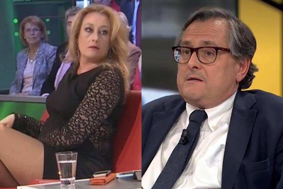 """El tenso enfrentamiento entre Elisa Beni y Paco Marhuenda en La Sexta Noche: """"Esto es una vergüenza"""