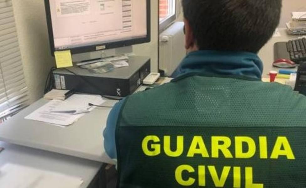 La Guardia Civil investiga las supuestas estafas perpetradas a través de Internet