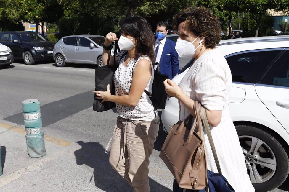 Granada.- Tribunales.- AV.- Juana Rivas, que ya cumplía condena en su domicilio, deberá ingresar de nuevo en el CIS