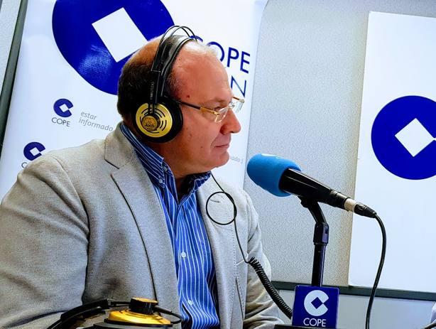 Javier Márquez, alcalde de Jaén
