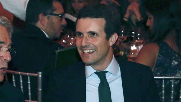El vicesecretario general de Comunicación del PP, Pablo Casado