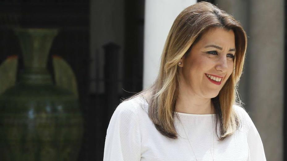 Susana Díaz: España estará unida si garantizamos la igualdad de los españoles