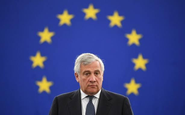 Pleno en el Parlamento Europeo en Estrasburgo