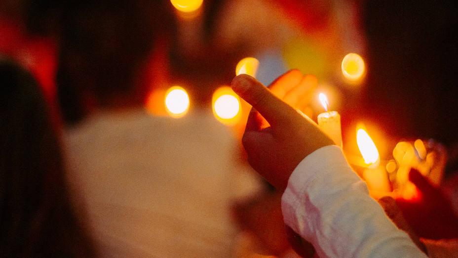 """Los santos toman las calles de Roma: una noche de """"luz, oración y belleza"""""""