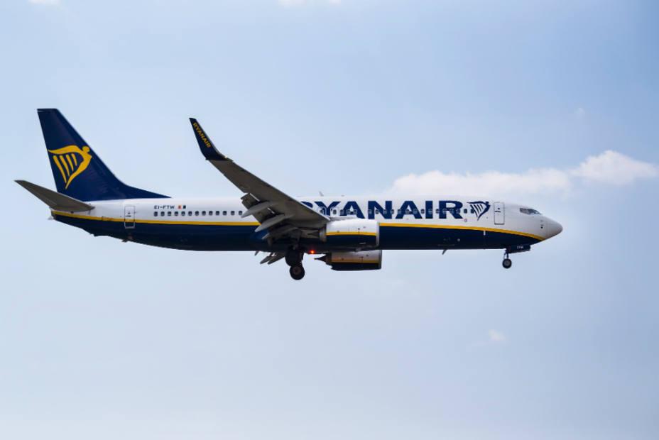 Si vas a volar con Ryanair este miércoles o jueves, haz ya el check-in