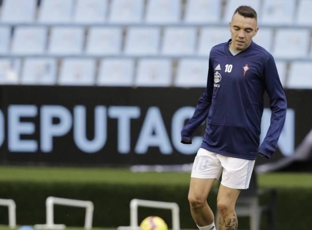 Aspas: Hubo interés del Real Madrid, pero ficharon a Mariano