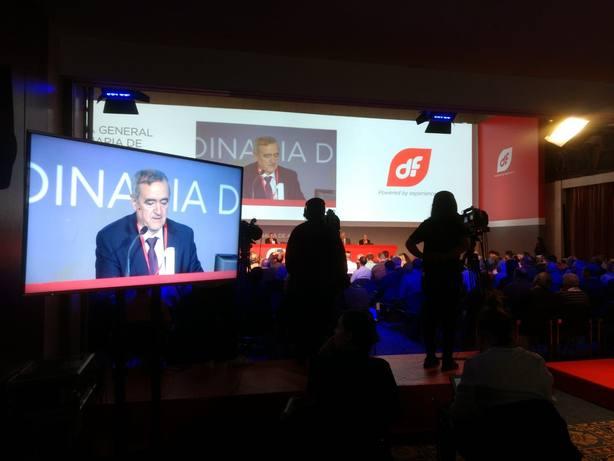 Duro Felguera recibe el aval de 100 millones de euros y nombra a José María Orihuela nuevo consejero delegado