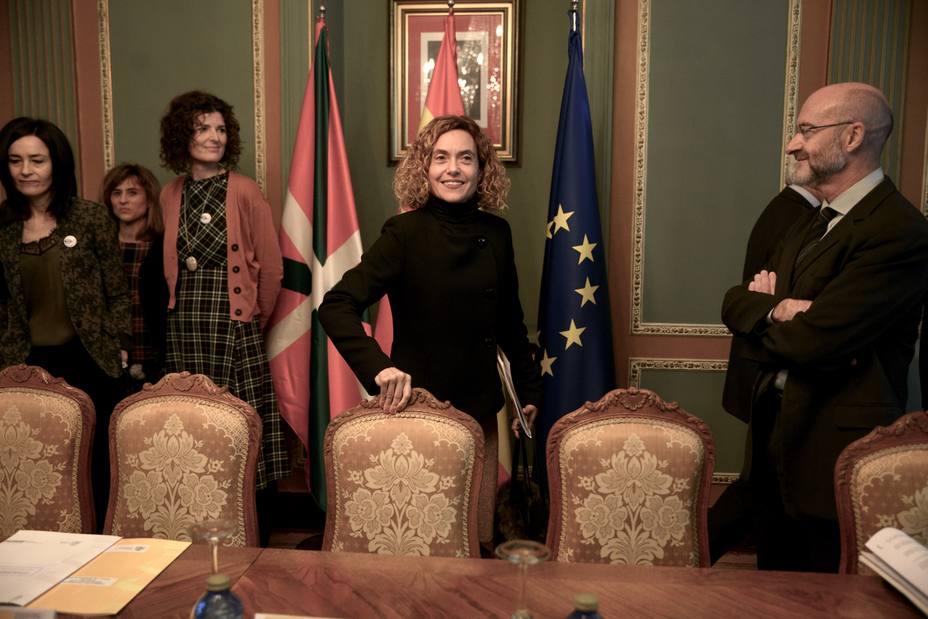 Batet apela a responsabilidad de todas las fuerzas políticas para hacer un buen Gobierno en Andalucía